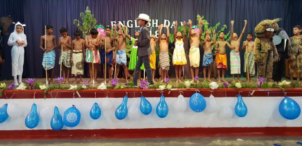 English Day Lower School 2018